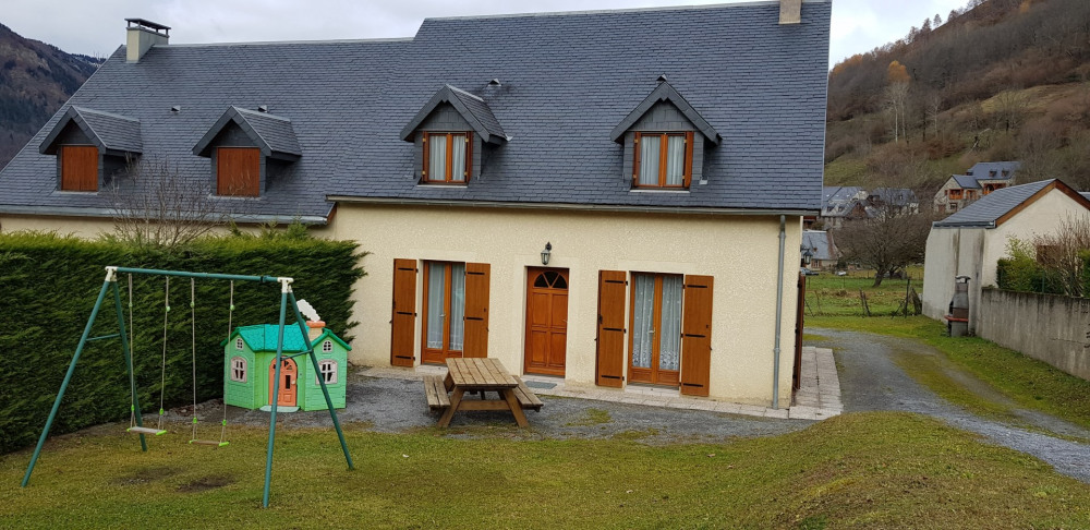 Location vacances Loudenvielle -  Maison - 8 personnes - Barbecue - Photo N° 1