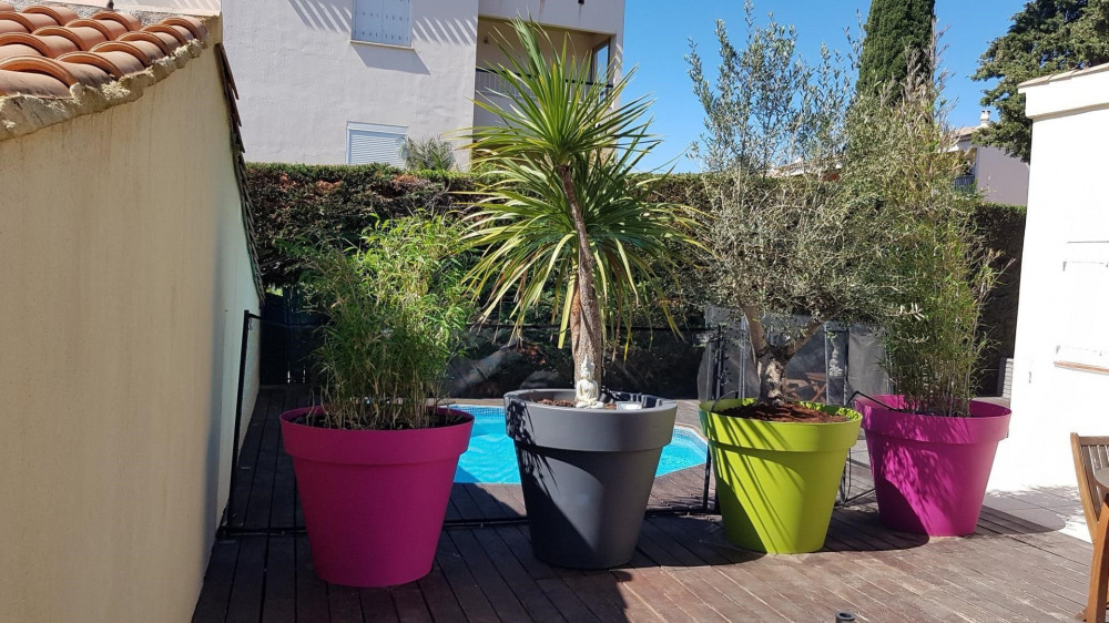 Holiday rentals Bandol - House - 6 persons - Deck chair - Photo N° 1