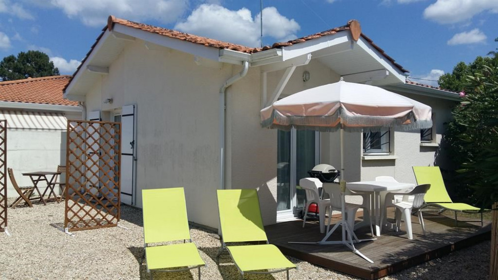 Holiday rentals Andernos-les-Bains - House - 4 persons - BBQ - Photo N° 1