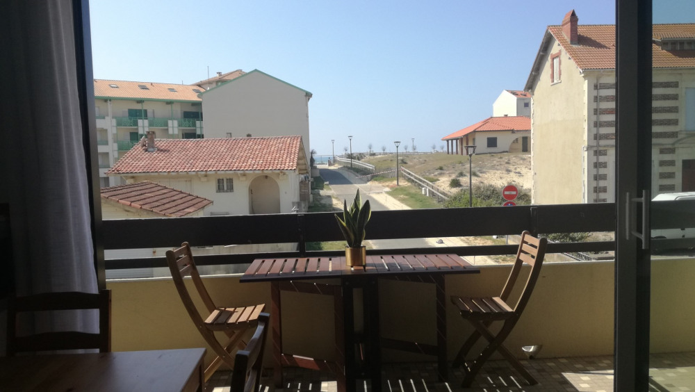 Location vacances Mimizan -  Appartement - 4 personnes - Lecteur DVD - Photo N° 1