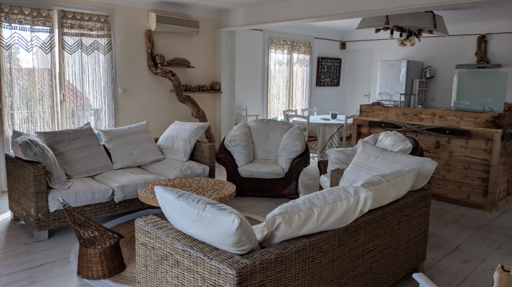 Ferienwohnungen Argelès-sur-mer - Wohnung - 6 Personen - Gartenmöbel - Foto Nr. 1
