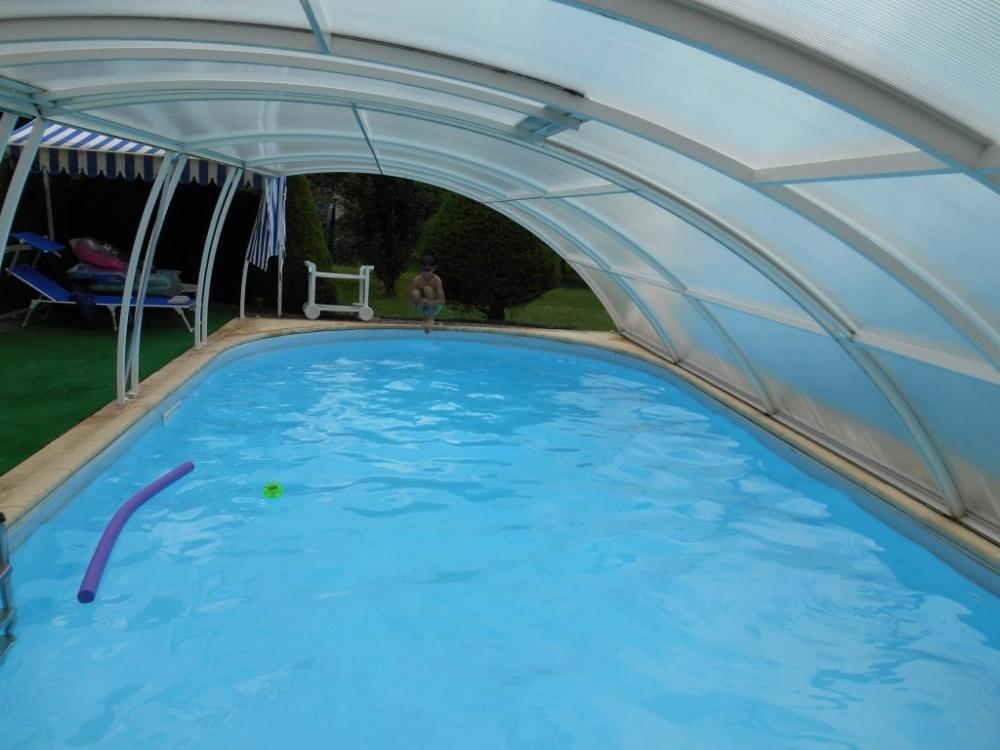 piscine du ppropriétaire