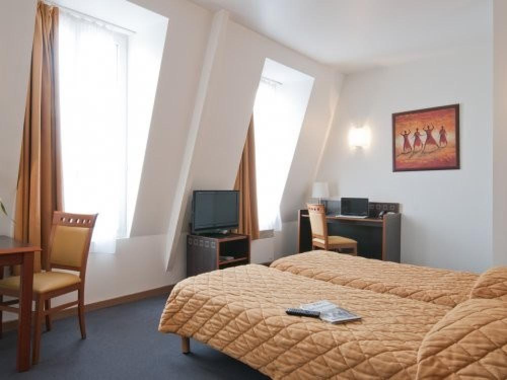 Adagio access Aparthotel Paris Philippe Auguste - Appartement 1 chambre 4 personnes