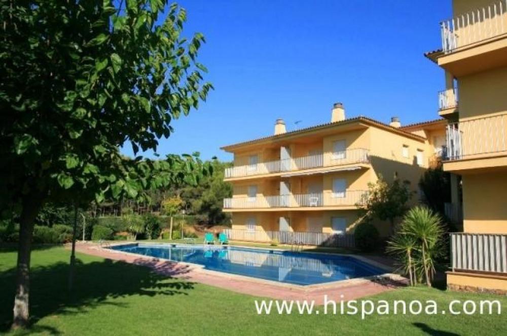 Location appartement à Llafranc  en bord de mer avec piscine | ca2