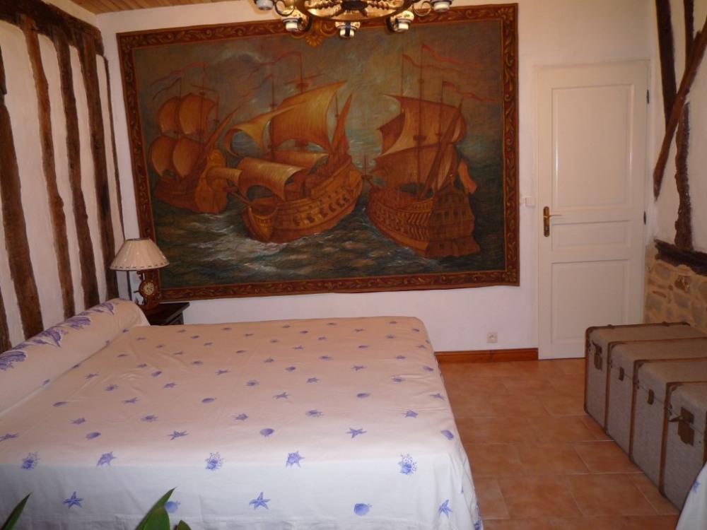 La chambre bateaux
