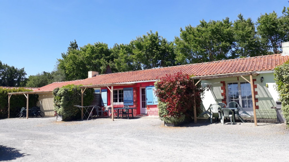 Location vacances Sallertaine -  Gite - 8 personnes - Barbecue - Photo N° 1