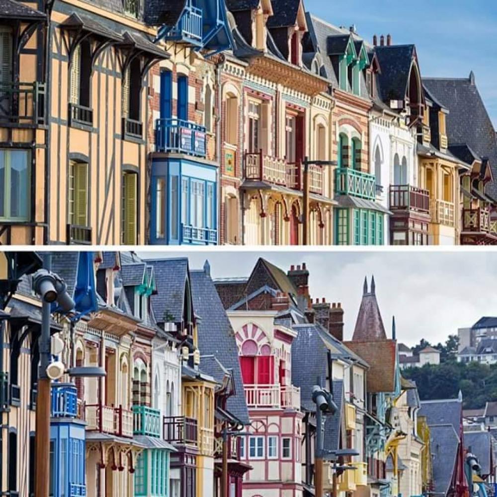 les villas de Mers Les Bains