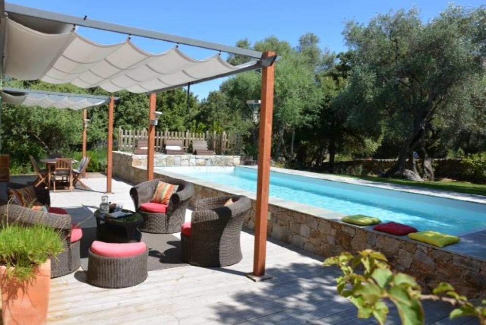 villa - piscine - 8 personnes - 10 mins Calvi
