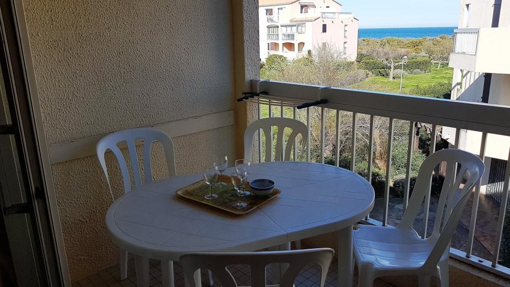Location vacances Saint-Cyprien -  Appartement - 6 personnes - Chaise longue - Photo N° 1