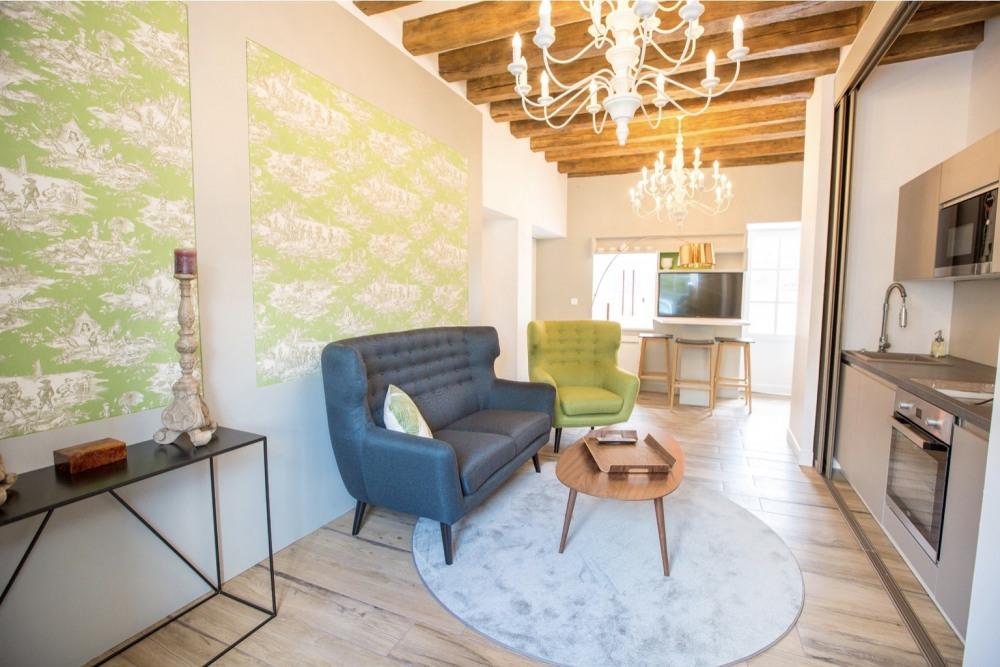 Suite Henri : appartement haut de gamme à Cheverny