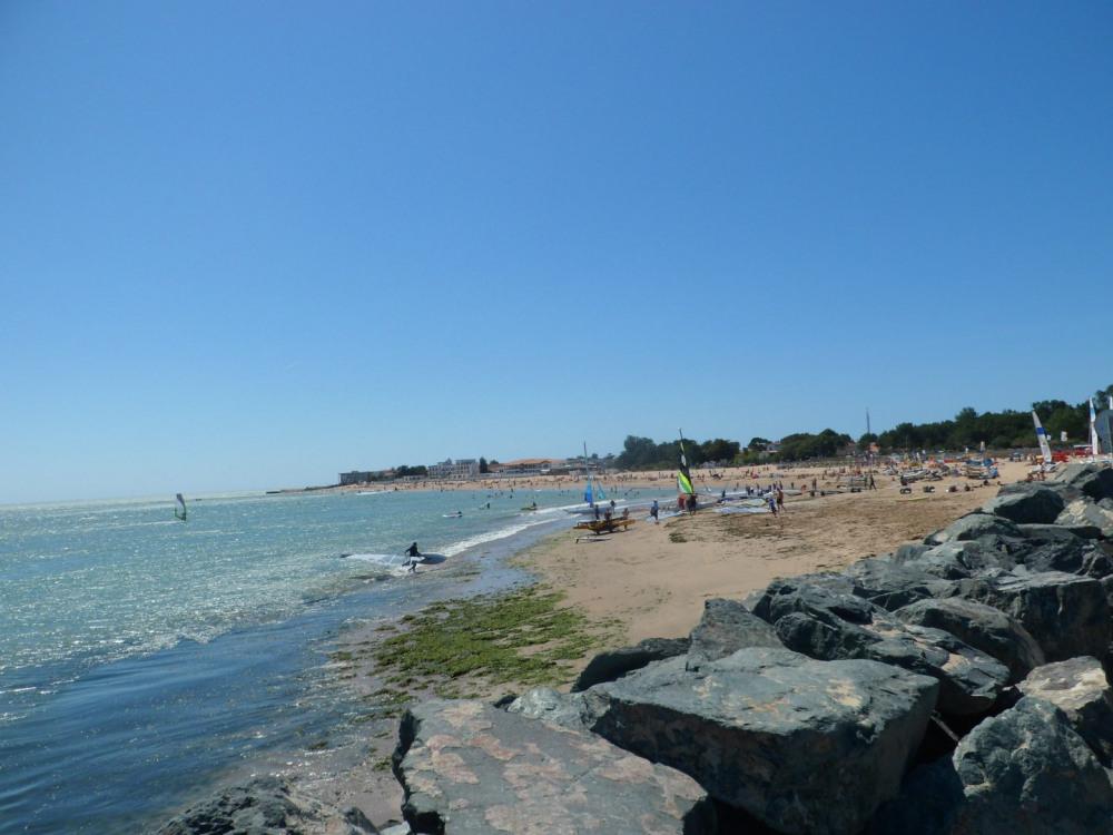 vue plage centre ville