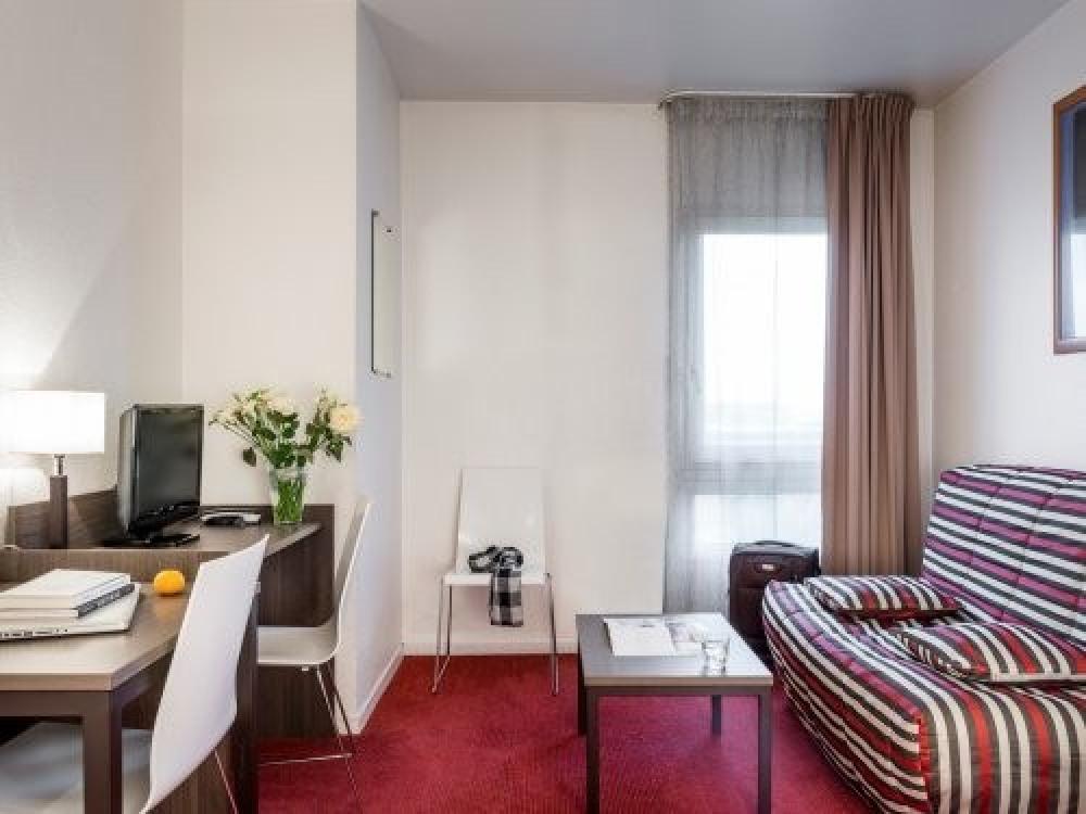 Adagio access Aparthotel Paris La Villette - Appartement 1 chambre 4 personnes