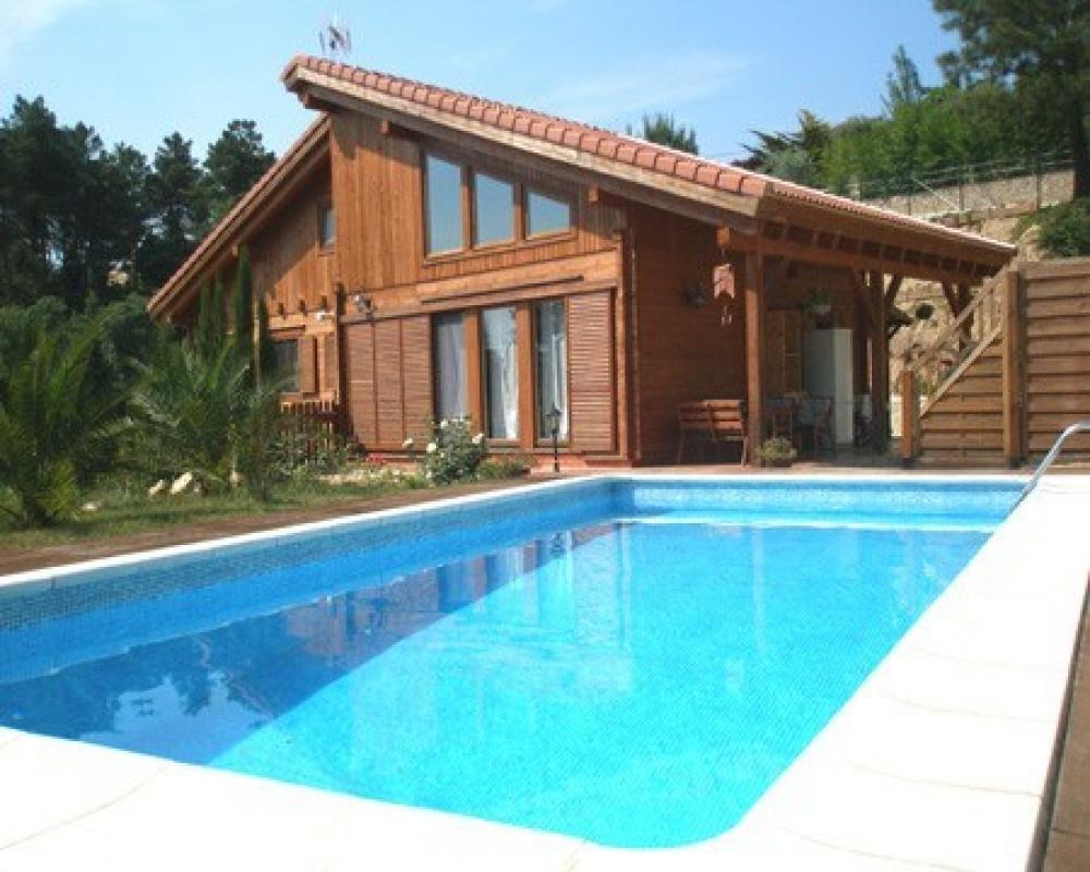 Villa 6/7 pers avec piscine privée