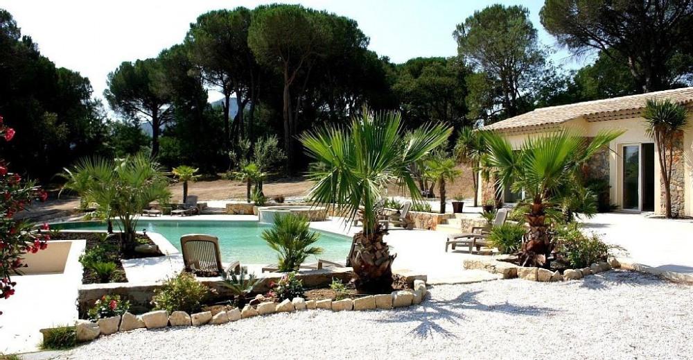 Villa Golfe de Saint-Tropez Mas provencal , piscine chauffée
