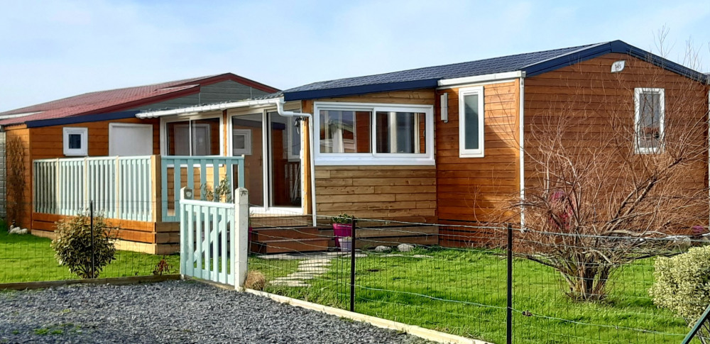 Holiday rentals Grandcamp-Maisy - House - 6 persons - BBQ - Photo N° 1
