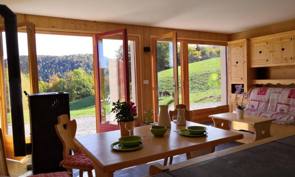 Affitti per le vacanze Chaux-des-Crotenay - Casa rurale - 4 persone - Barbecue - Foto N° 1