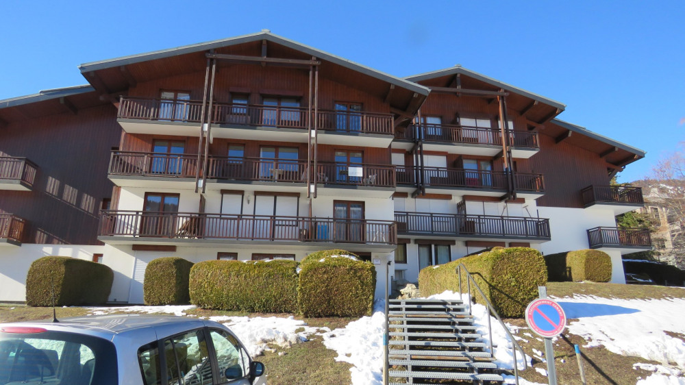 Location vacances Praz-sur-Arly -  Appartement - 6 personnes - Barbecue - Photo N° 1