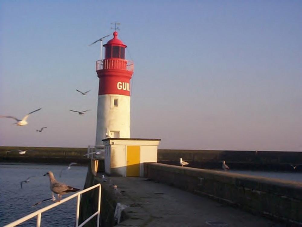 Le phare du Guilvinec