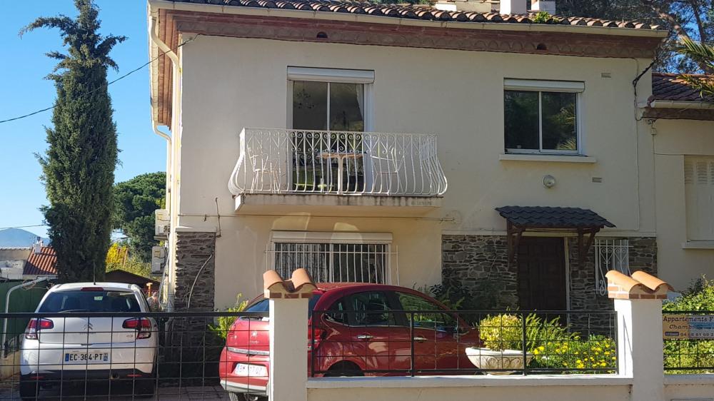 Location vacances Argelès-sur-mer -  Appartement - 5 personnes - Télévision - Photo N° 1
