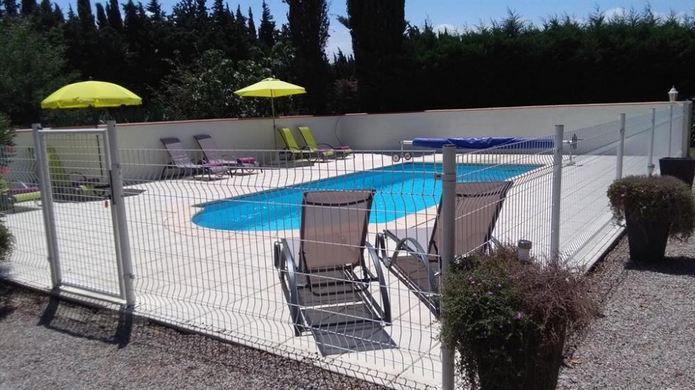 Alquileres de vacaciones Castelnou - Casa - 8 personas - BBQ - Foto N° 1