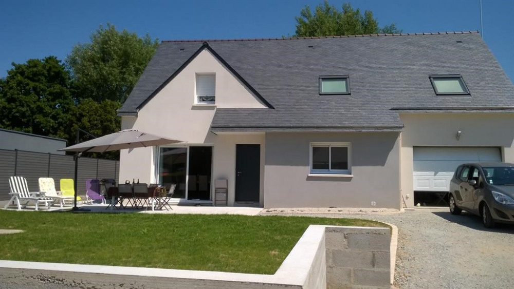 Haus - Sarzeau (56 Morbihan) - 143m2 - 8 pers. | Amivac