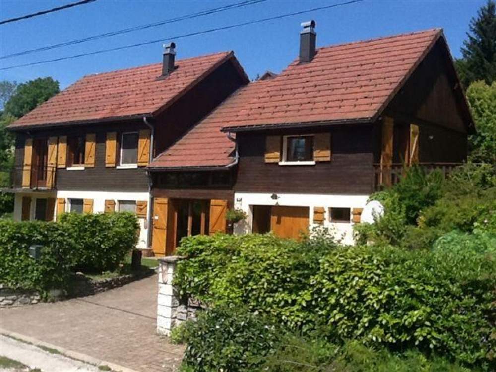 Detached House à LE FRASNOIS