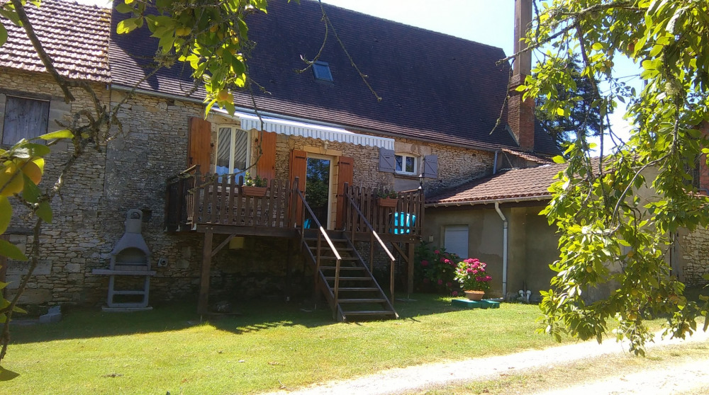 Location vacances Saint-Cyprien -  Maison - 4 personnes - Barbecue - Photo N° 1