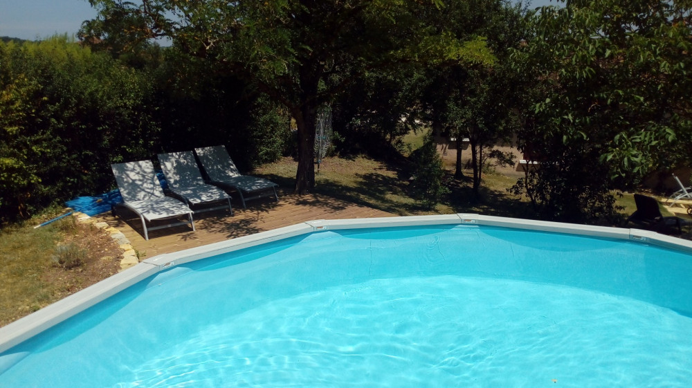Holiday rentals Saint-Cybranet - House - 8 persons -  - Photo N° 1