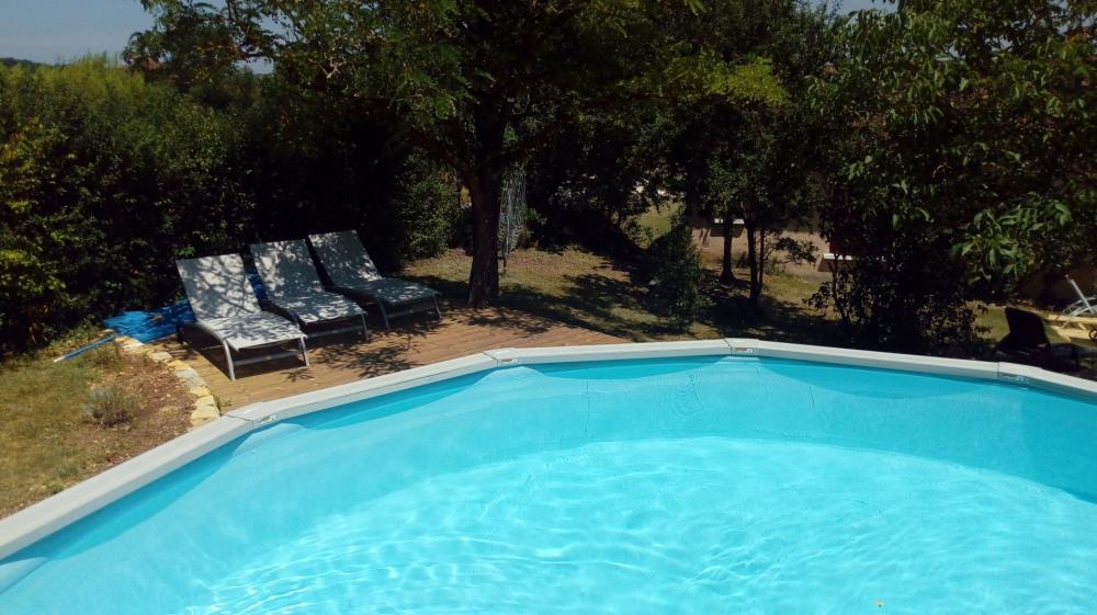 Location vacances Saint-Cybranet -  Maison - 8 personnes -  - Photo N° 1