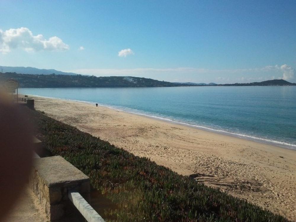 plage vue gauche