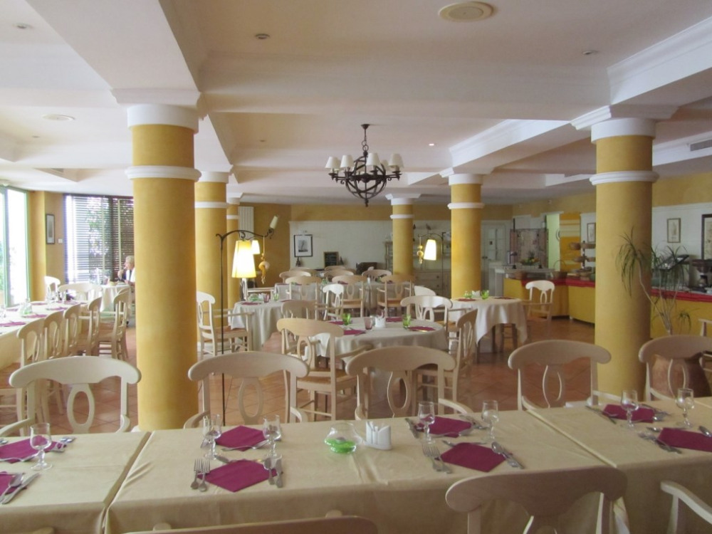 La Résidence et son restaurant