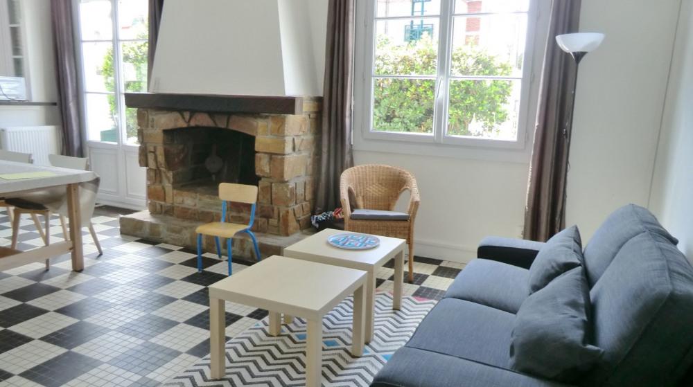 Location vacances Le Croisic -  Maison - 6 personnes - Lave-linge - Photo N° 1
