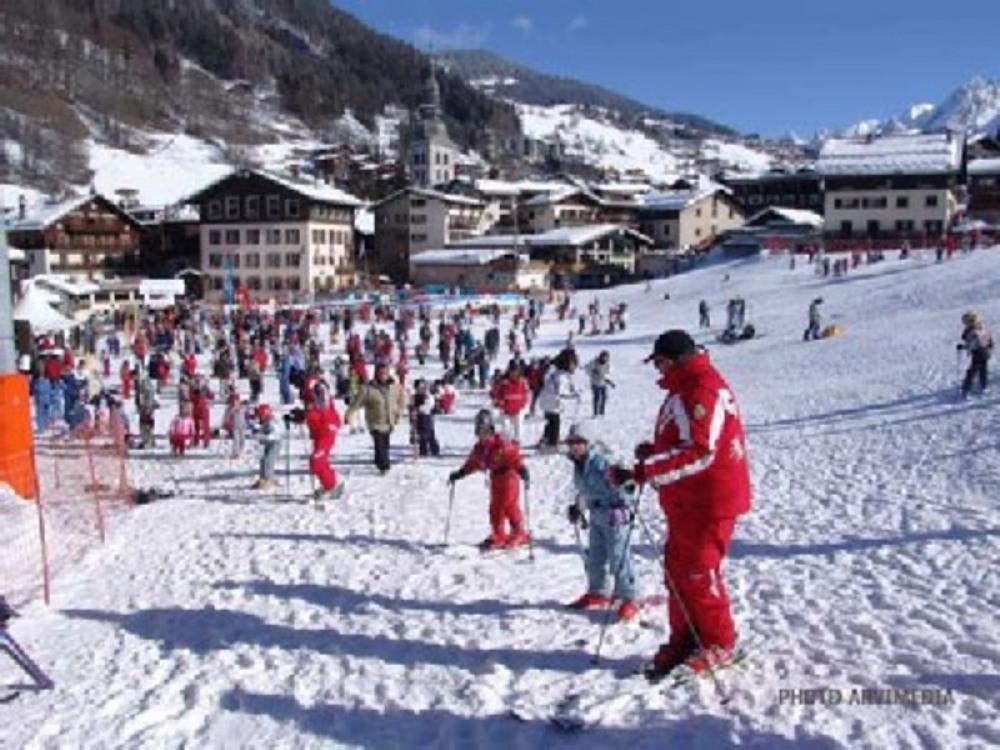 A 13 km, la station de La Clusaz, véritable paradis pour le ski