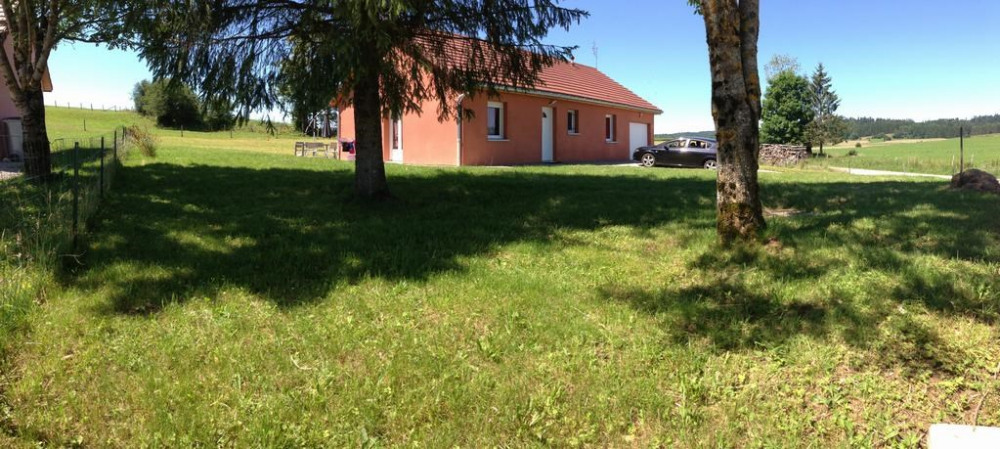 Location vacances Cuvier -  Maison - 6 personnes - Barbecue - Photo N° 1