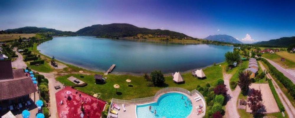 Camping du Lac du Lit du Roi - Mobilhome MERCURE RIVIERA - 2 chambres