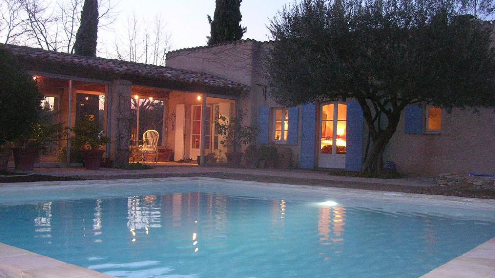 Holiday rentals Lorgues - House - 8 persons - BBQ - Photo N° 1