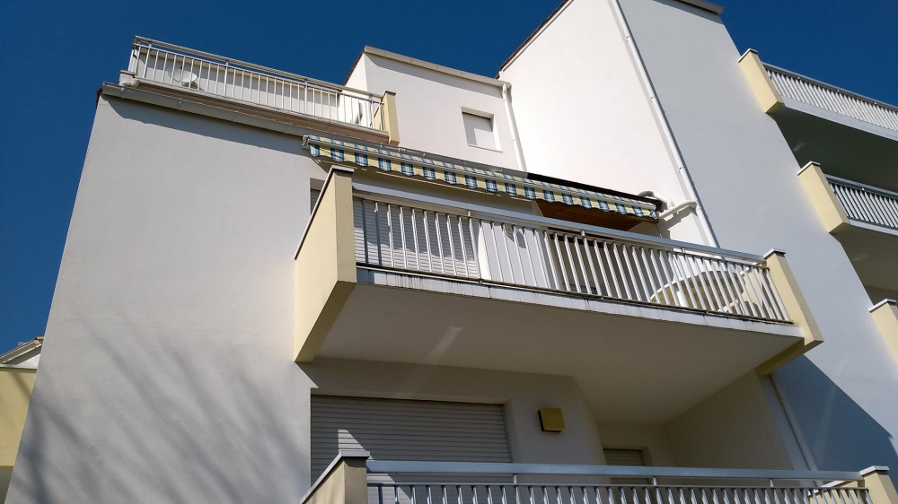 Holiday rentals Royan - Apartment - 3 persons - Garden furniture - Photo N° 1