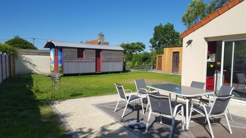 Holiday rentals Saint-Germain-sur-Ay - House - 7 persons - BBQ - Photo N° 1