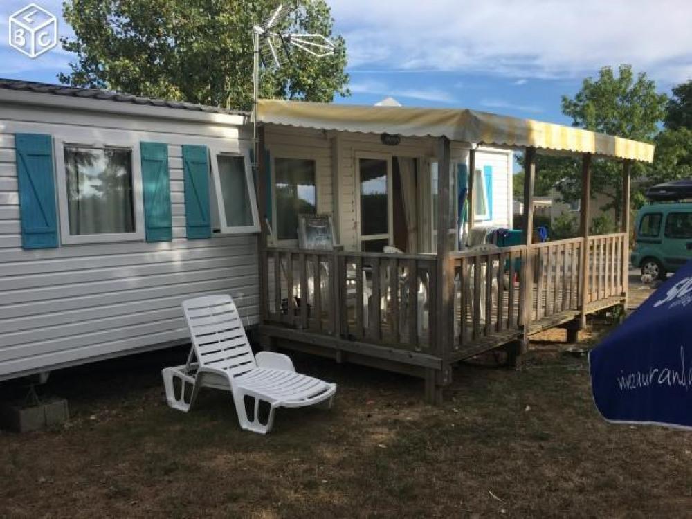 Mobil home camping 4 étoiles SIBLU