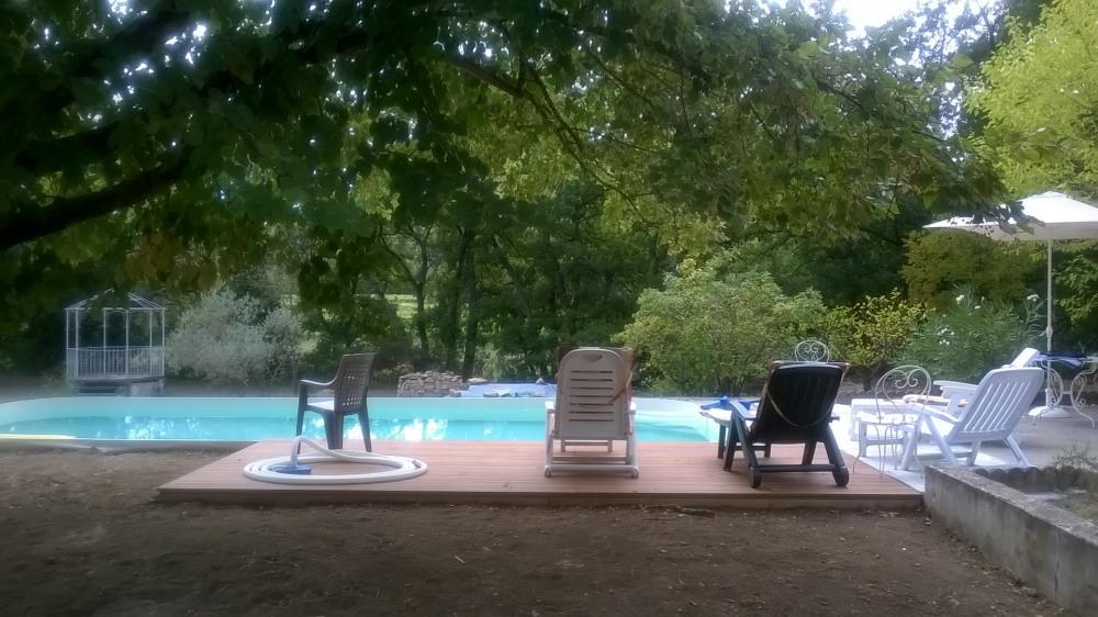 Location vacances Pernes-les-Fontaines -  Maison - 10 personnes - Barbecue - Photo N° 1