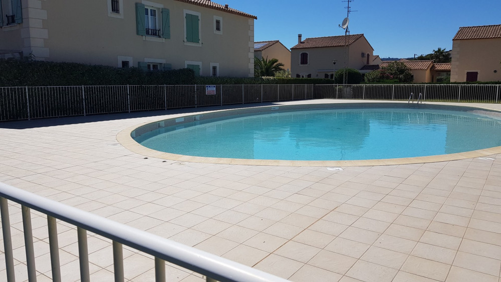 Holiday rentals Narbonne - Apartment - 5 persons - Television - Photo N° 1