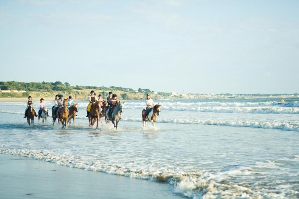 la plage mobilhome loire atlantique