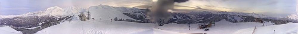 Le Mont d'Arbois 1840 m