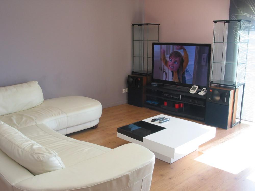 Séjour - espace TV + HiFi