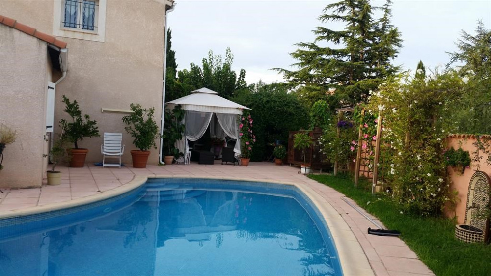 Holiday rentals Baillargues - Apartment - 3 persons - Deck chair - Photo N° 1