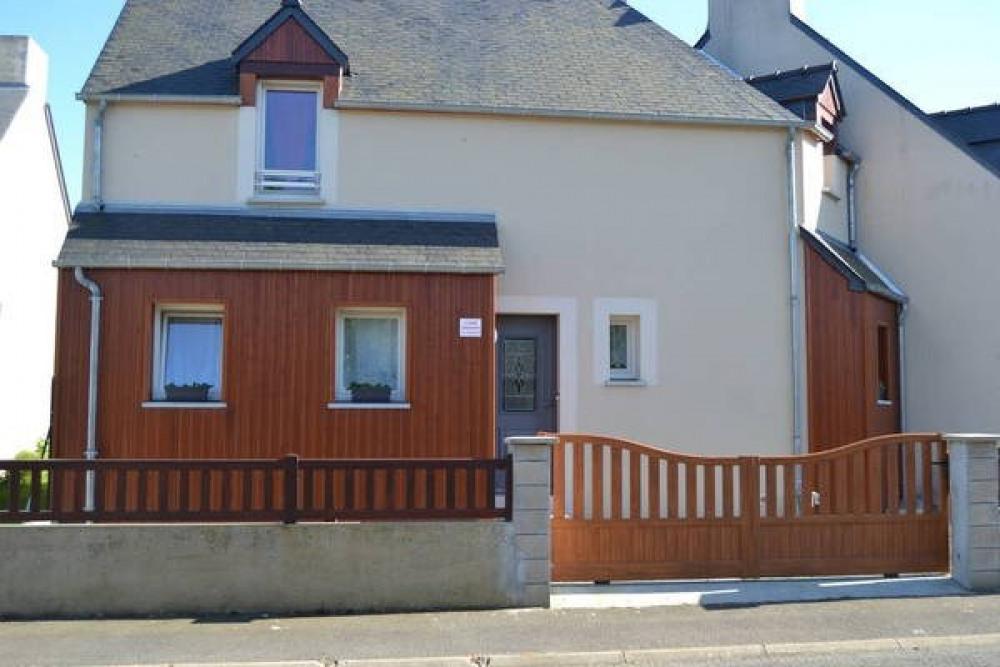 Belle maison toute neuve à 5 km de Saint-Malo