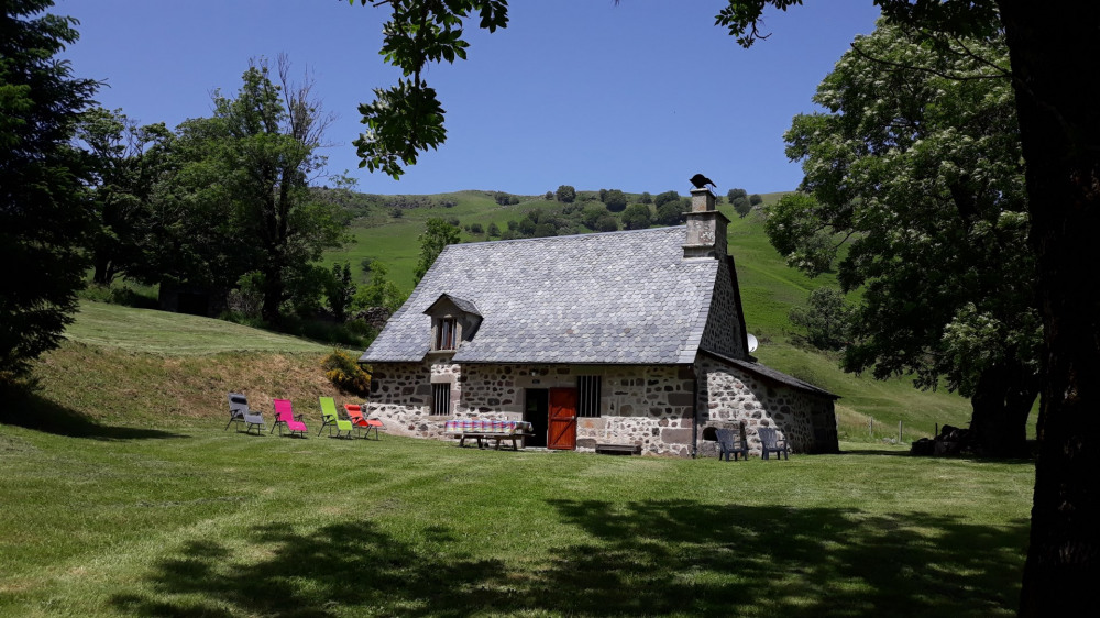 Ferienwohnungen Thiézac - Hütte - 7 Personen - Grill - Foto Nr. 1