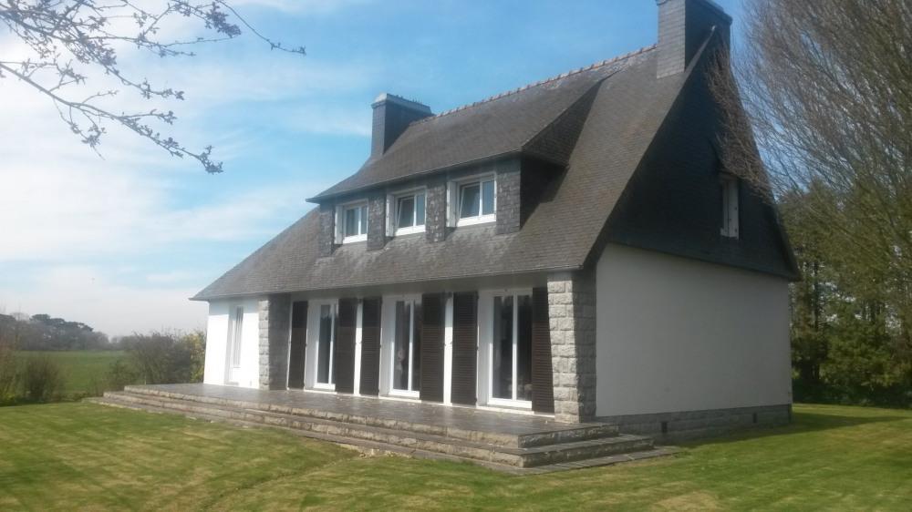 Ferienwohnungen Morlaix - Hütte - 8 Personen - Grill - Foto Nr. 1