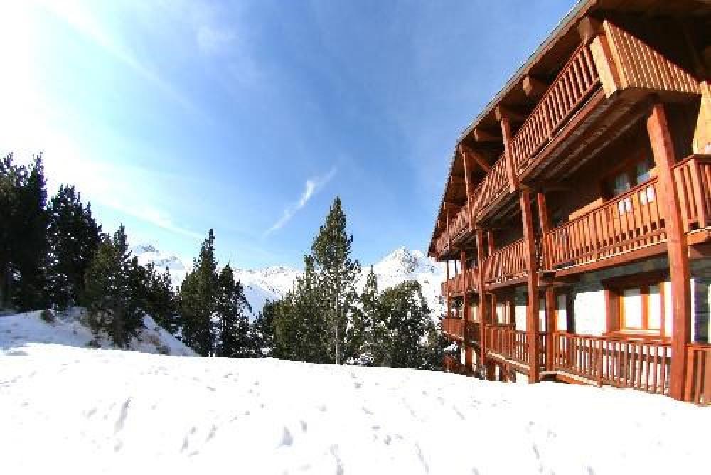 Résidence Arolles Arc 2000 -7 pièces 12 personnes Sauna privé 140 m2