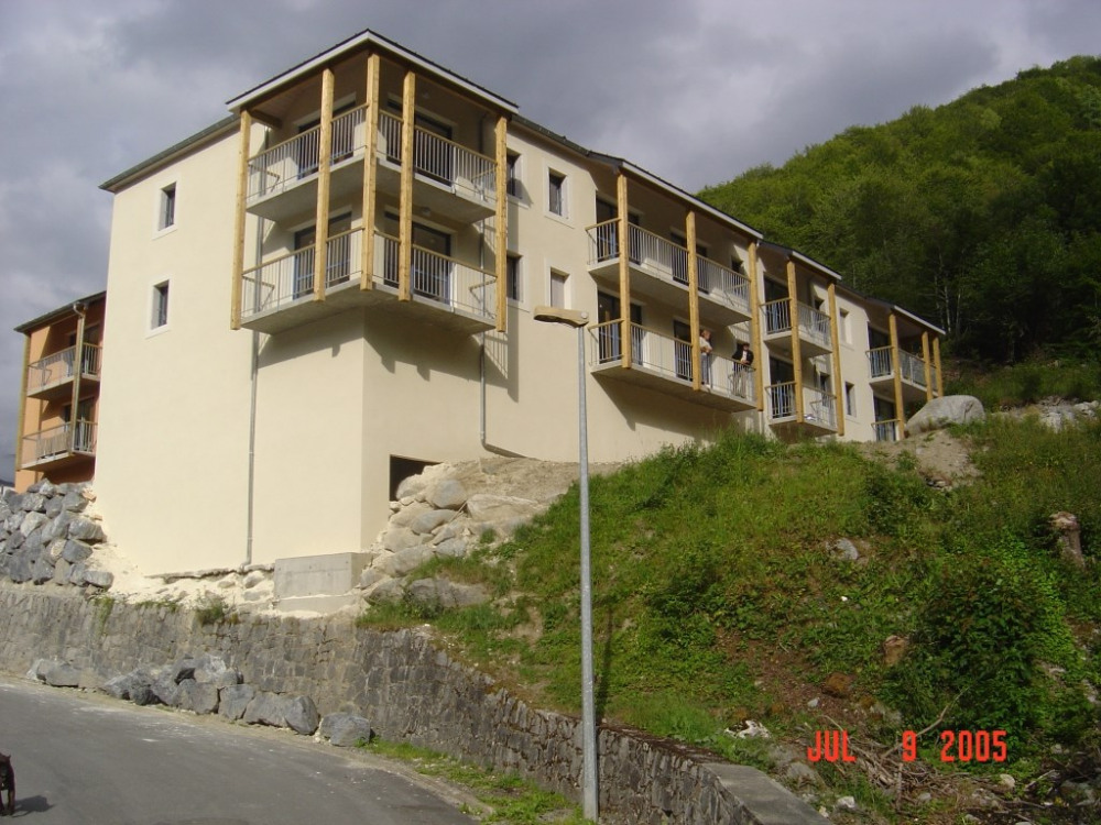 APPARTEMENT 47 m² au Tourmalet